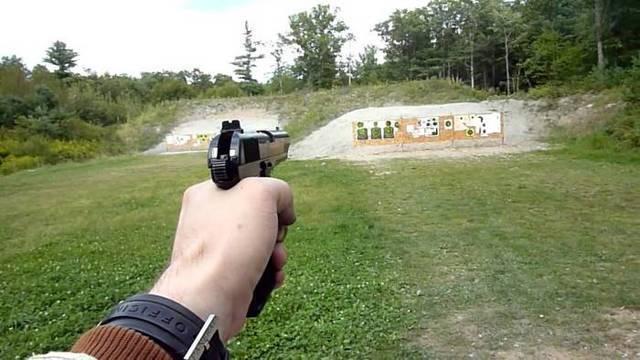 Пистолет CZ TT