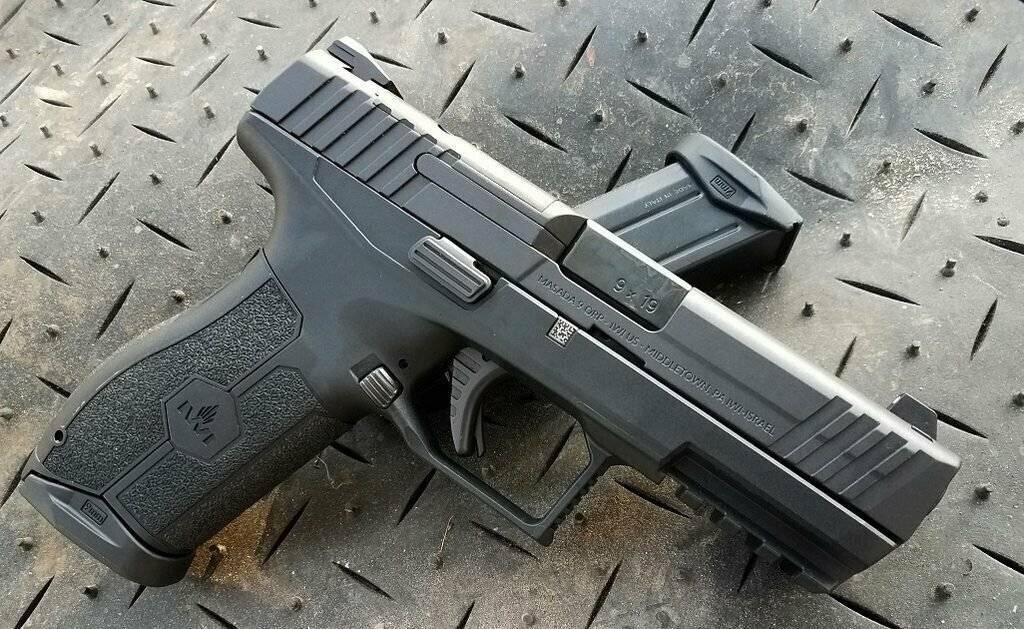 Iwi masada пистолет — характеристики и особенности модели
