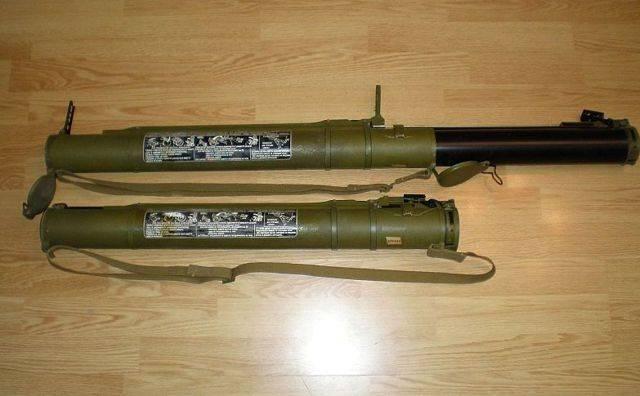 Реактивная противотанковая граната рпг-18 муха