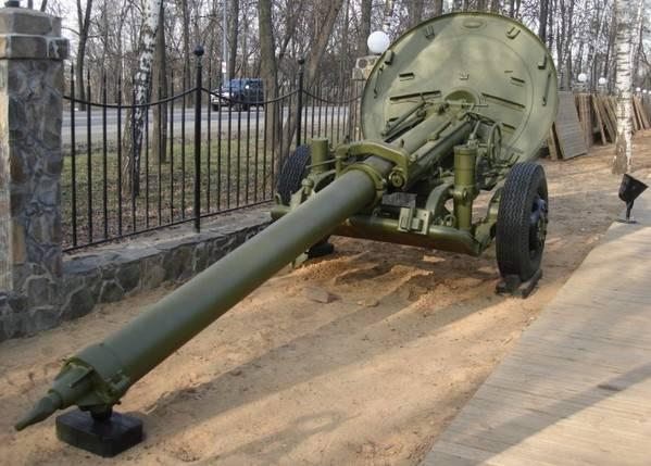 240-мм окопный миномёт