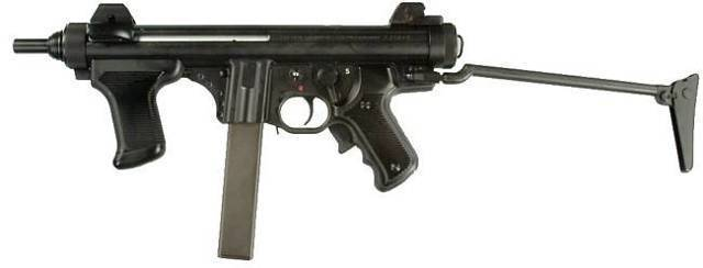 Type-100 (пистолет-пулемёт) - вики
