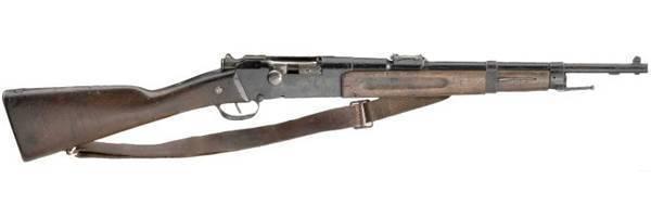 Винтовка модели 1886 lebel • ru.knowledgr.com
