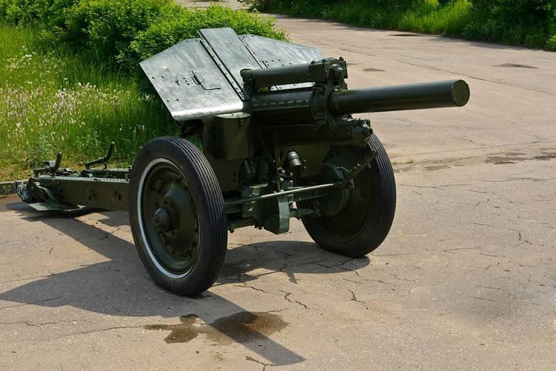 122-мм гаубица образца 1938 года (м-30) — традиция