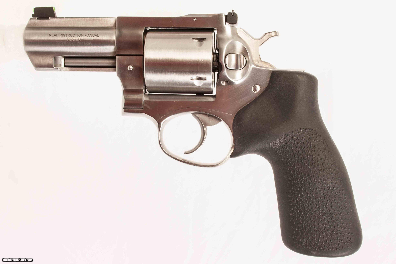 Револьвер taurus raging bull