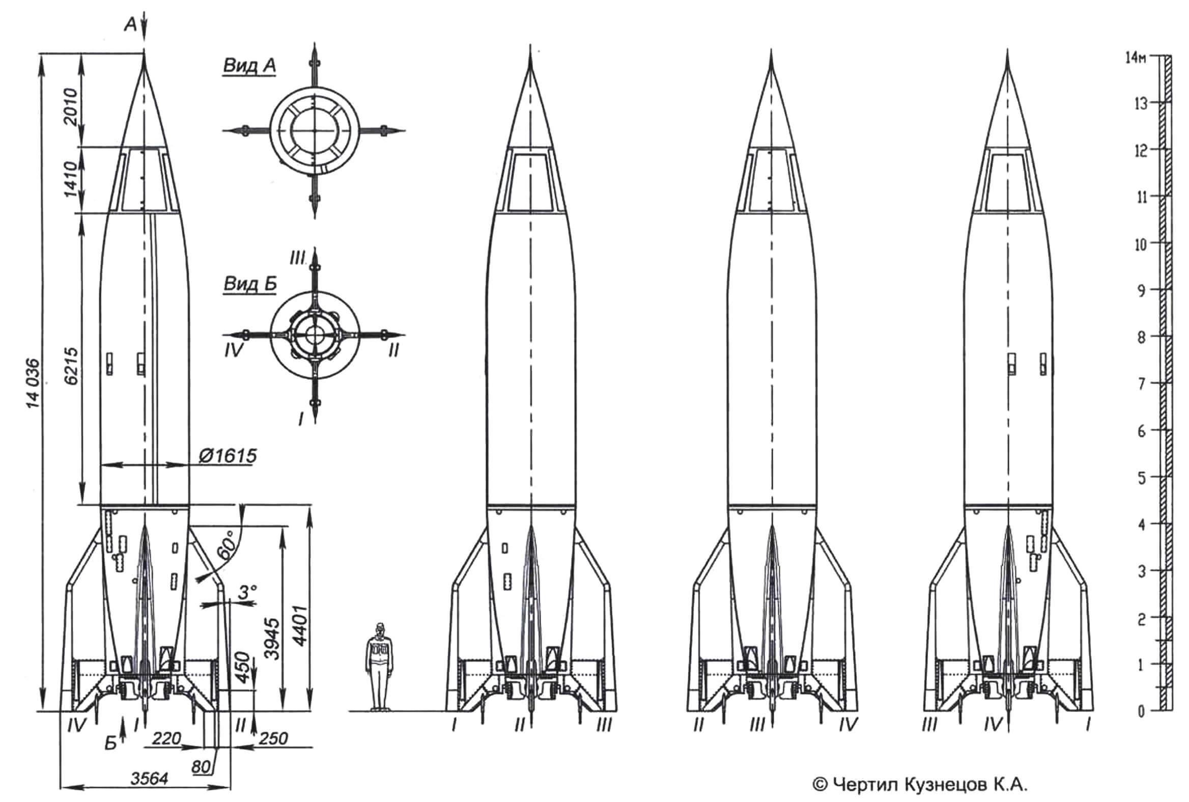 Фау-2: ракета гитлера, положившая начало космической эре - korrespondent.net