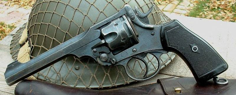 Револьвер Webley & Scott Mark VI