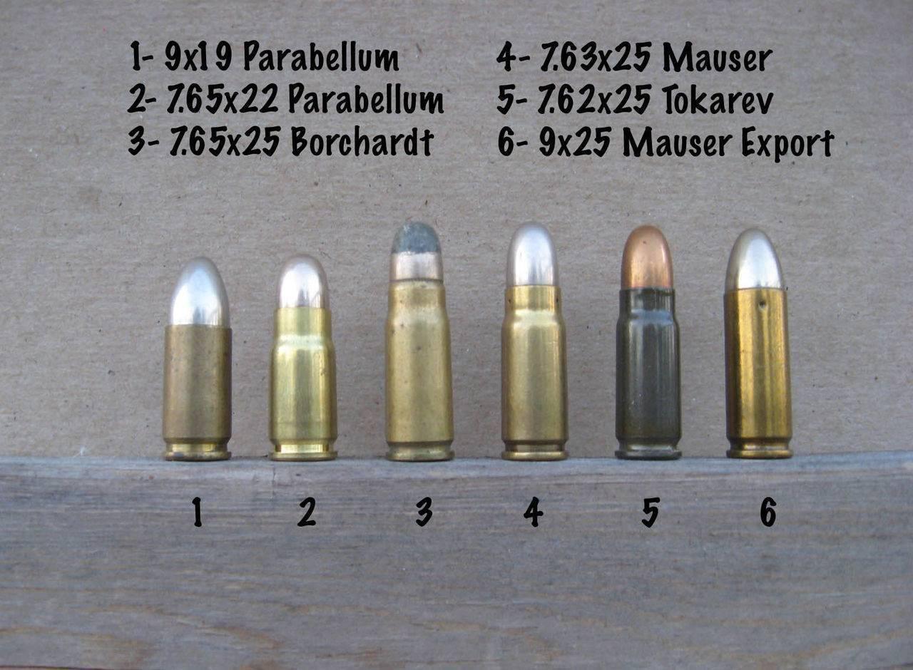 9 × 21 мм