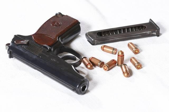 Легендарный пистолет макарова (пм) и его модификации - экспресс газета