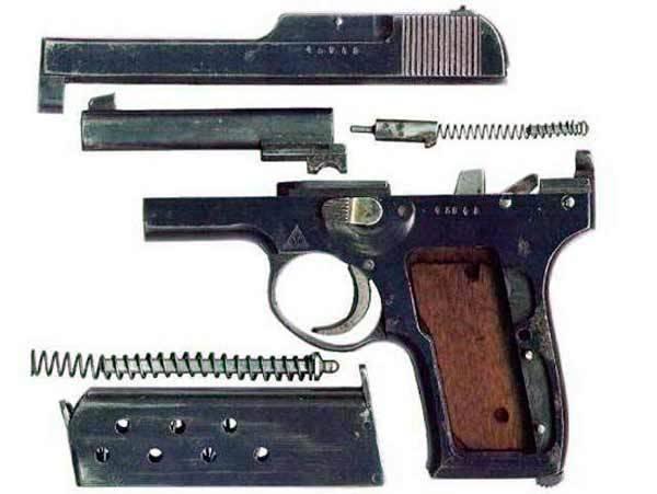 Feg pa-63 пистолет — характеристики, фото, ттх