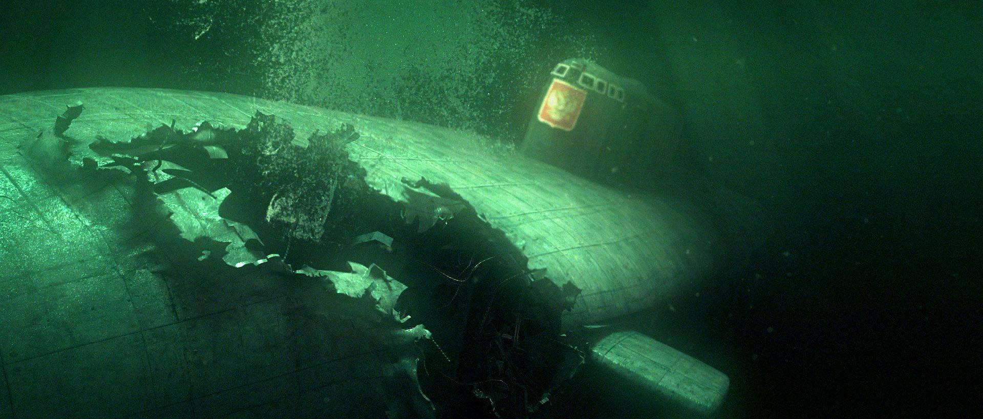 К-141 «курск» - история создания и гибели атомной подводной лодки курск