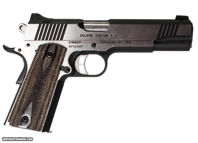 Пистолет kimber ultra carry ii