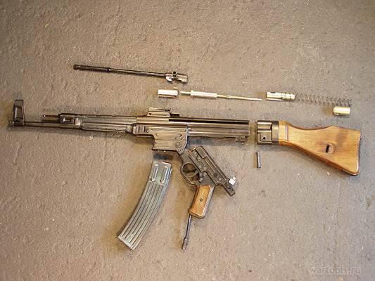 Штурмовая винтовка stg-44 (германия) | армии и солдаты. военная энциклопедия