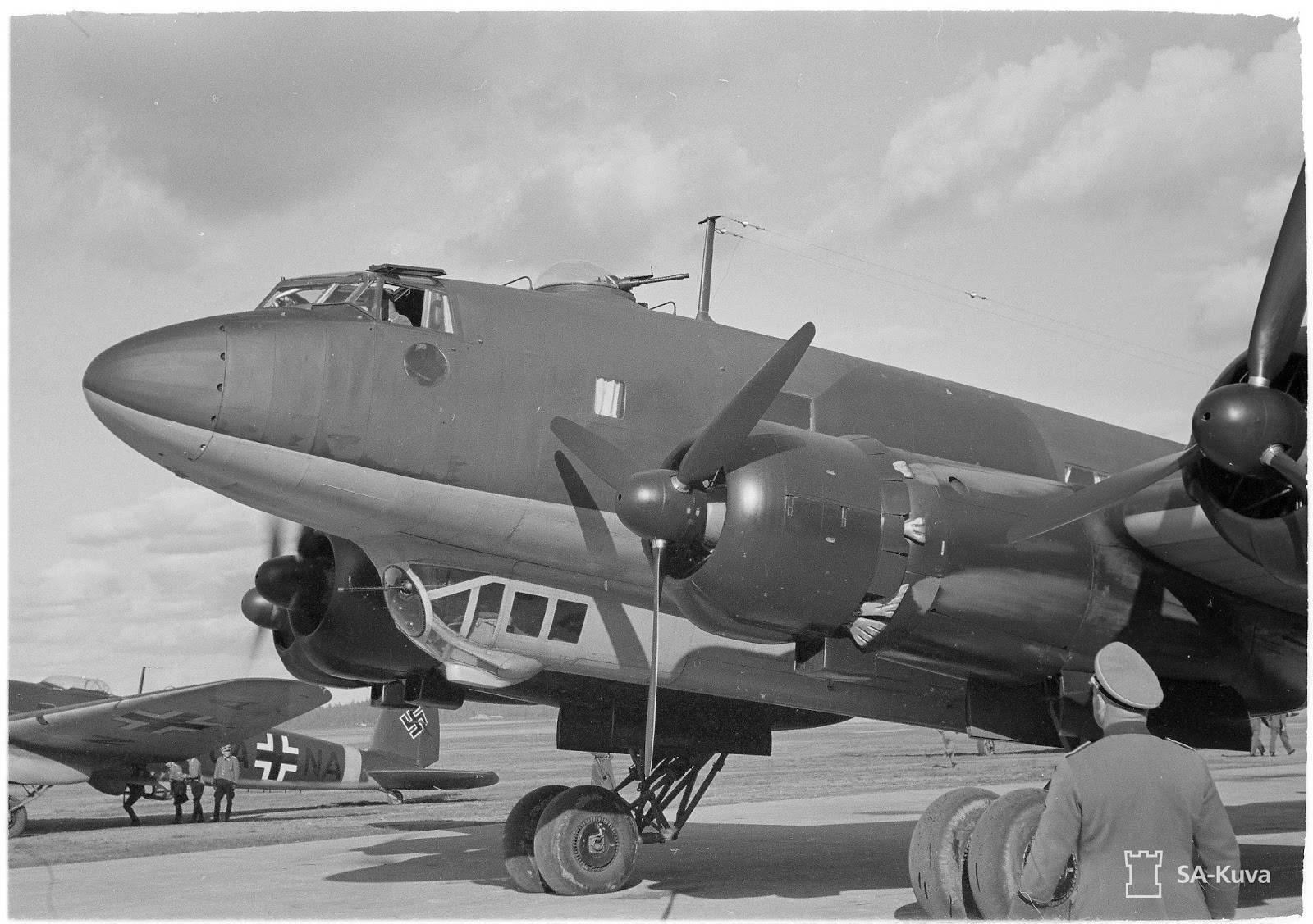 Focke-wulf fw 200 condor — википедия