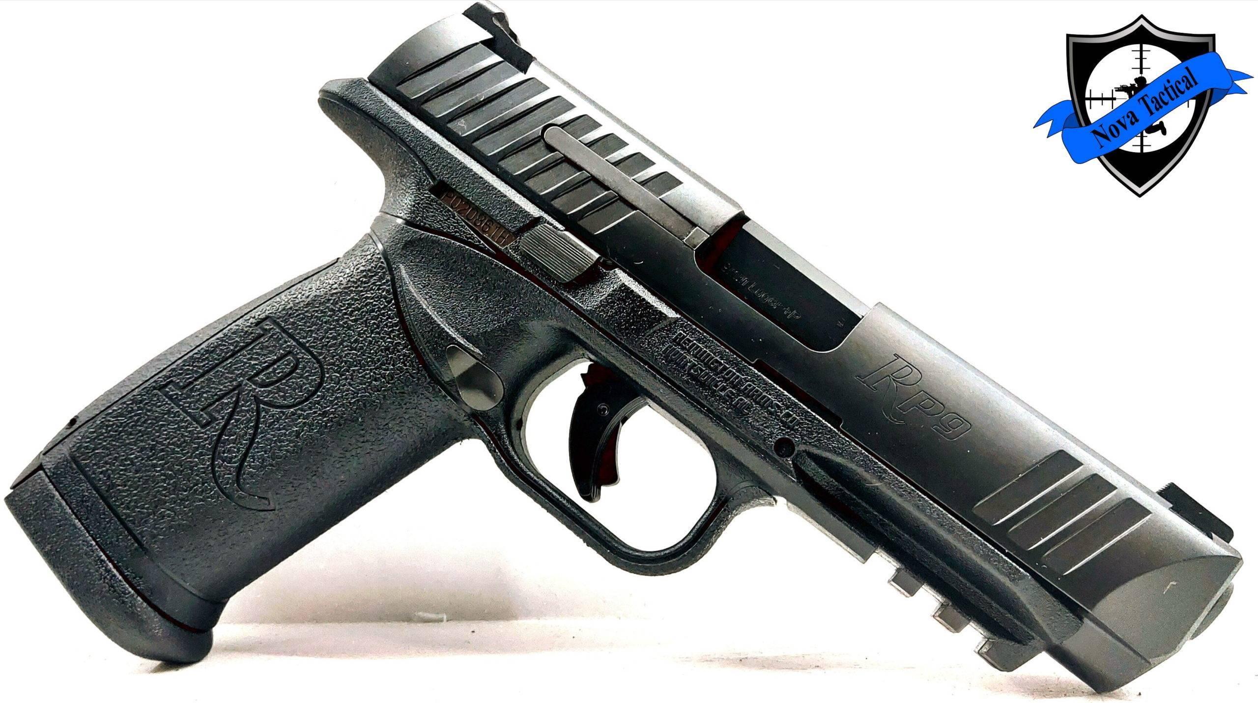 Пистолет remington rp9