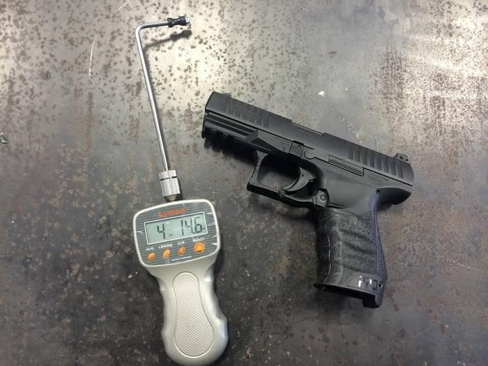 Пистолет Walther PPQ Classic