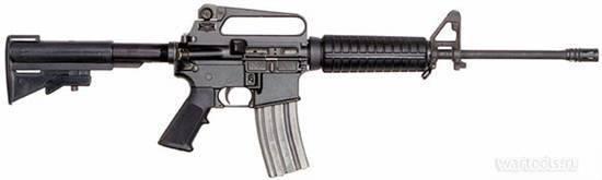 Турецкая «бомба». винтовка ata arms alr