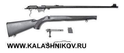 Самозарядная винтовка kel-tec rdb