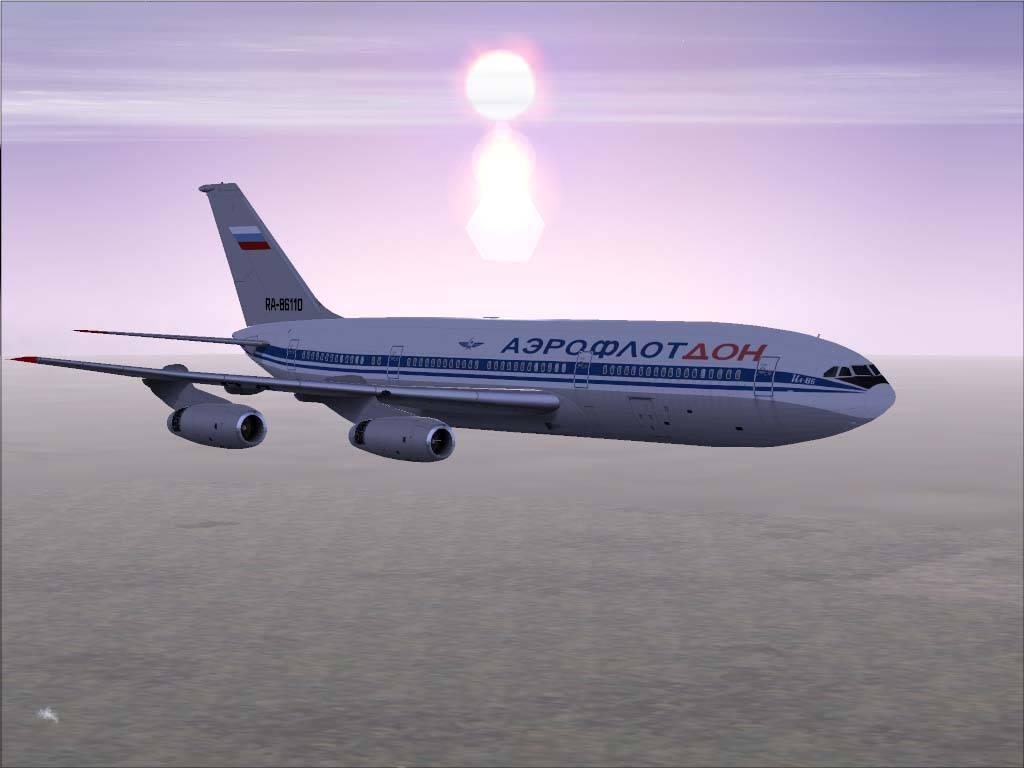 Встреча сземлей: как сажают самолёты