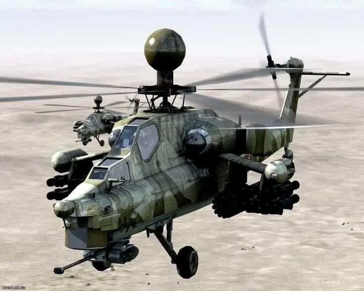 """Ми-28н """"хромой"""" охотник: вспоминаем все катастрофы неудачного российского боевого вертолета"""
