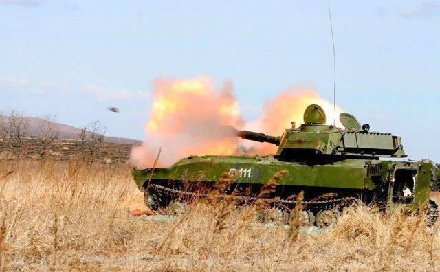 Сау 2с3 акация 152-мм ттх. фото. видео