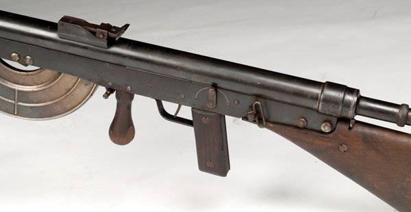 Пулемет шоша википедия