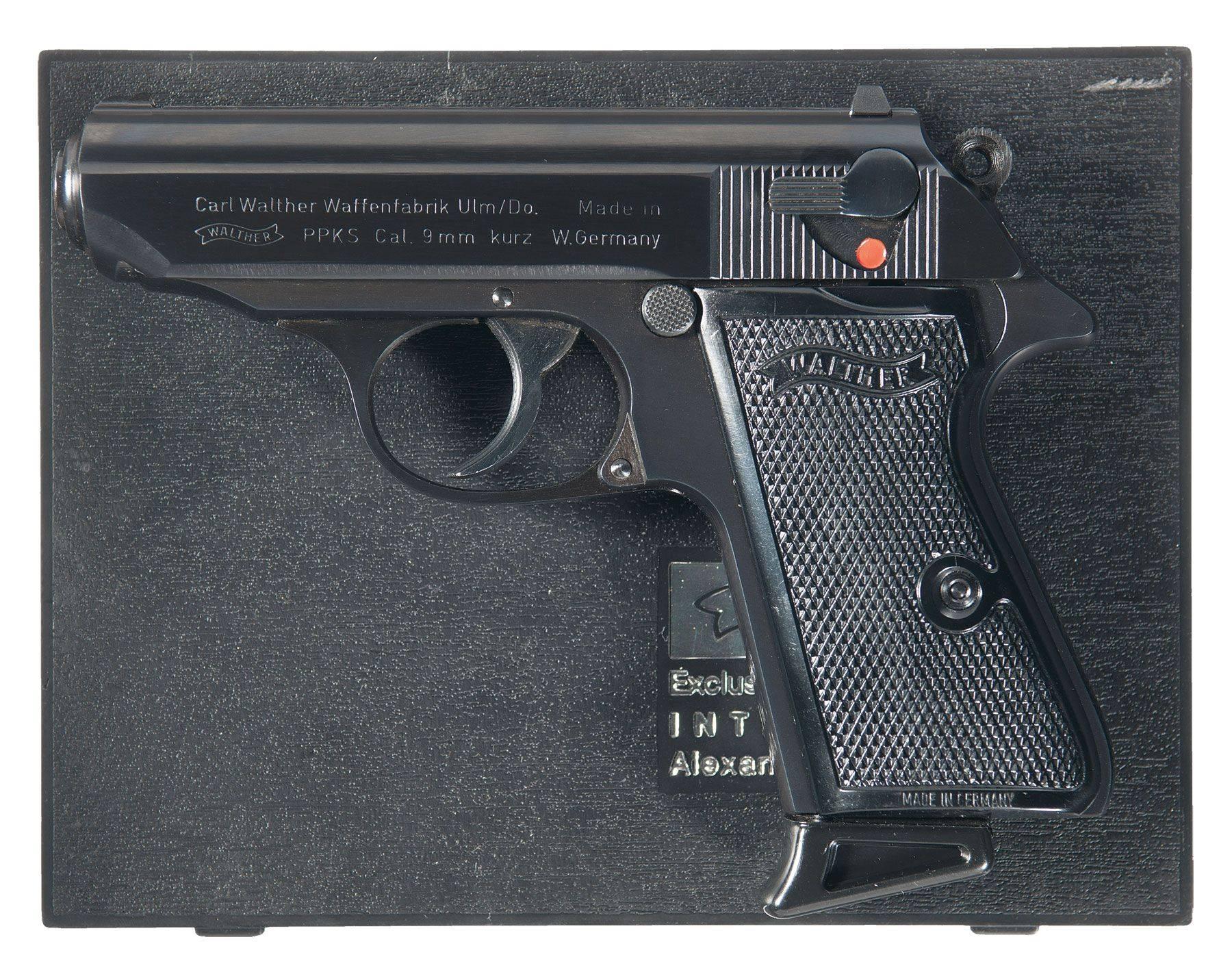 Газовый вальтер пп: несколько вопросов. образец для подражания – пистолеты вальтер