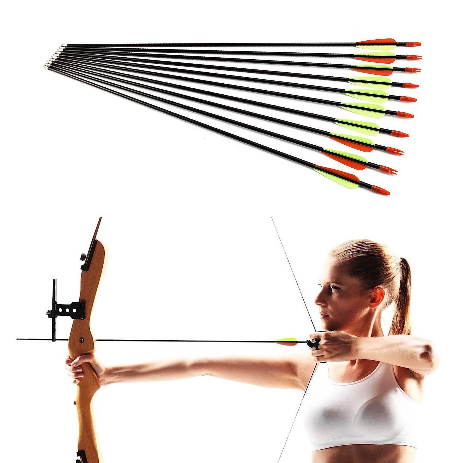 Лучные стрелы easton: как выбрать стрелы для лука