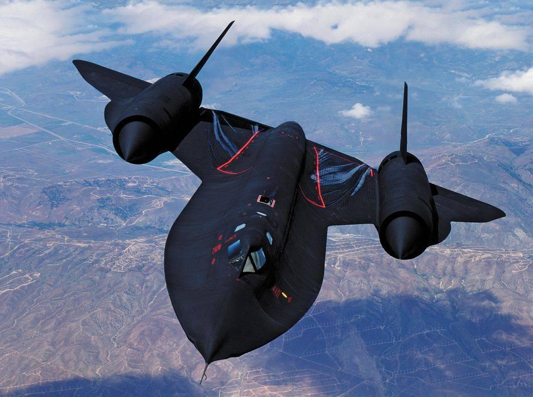 Lockheed sr-71 blackbird - вики
