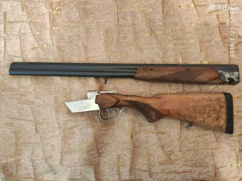 Гладкоствольное ружье ТОЗ 34