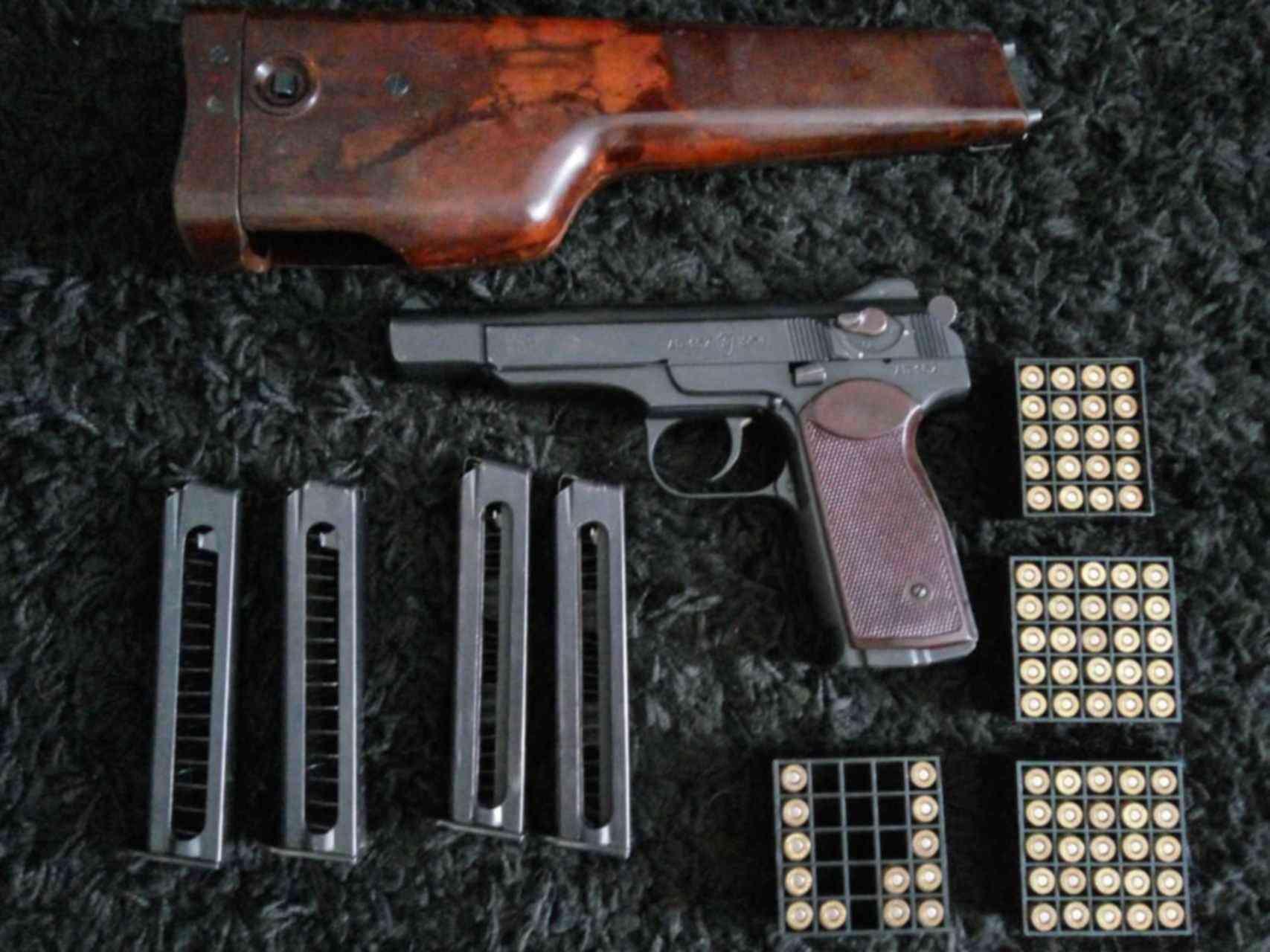 Пистолет стечкина: из-за каких недостатков в армии не любили это оружие | русская семерка