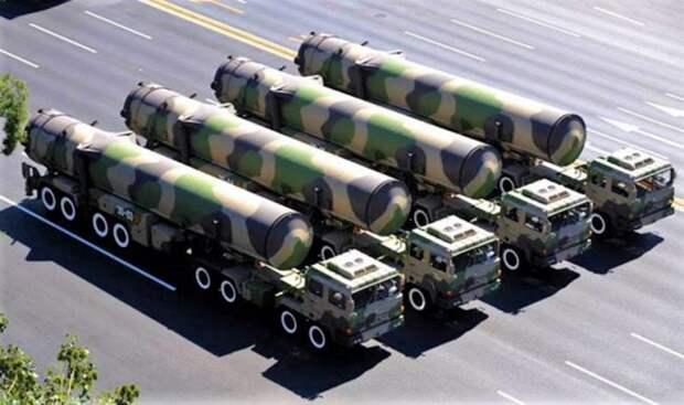 Дунфэн-21 — обзор китайской баллистической ракеты