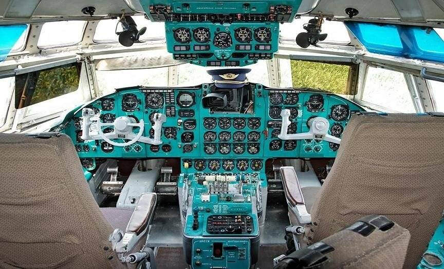 Каким будет российский пассажирский лайнер ил-114-300