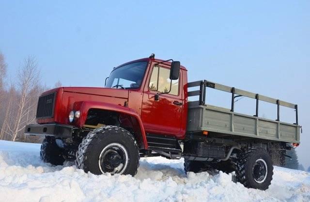 Внедорожный грузовик «садко next». обзор и тест-драйв
