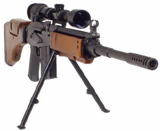 Снайперская винтовка св-98 патрон калибр 7,62 мм