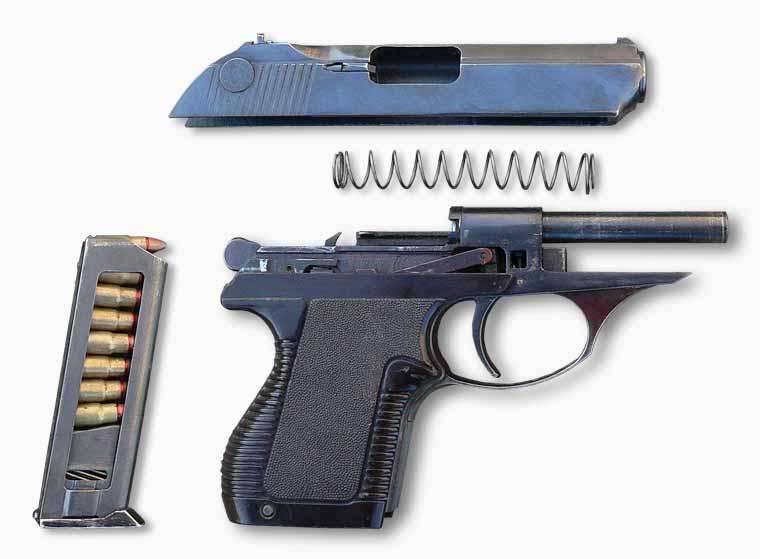 ПСМ – пистолет для советского Джеймса Бонда