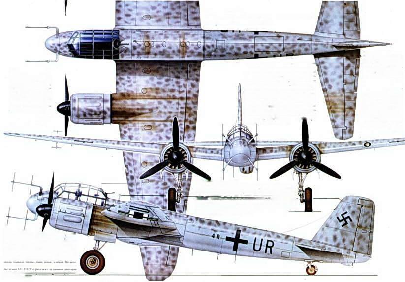 Юнкерс ju-88