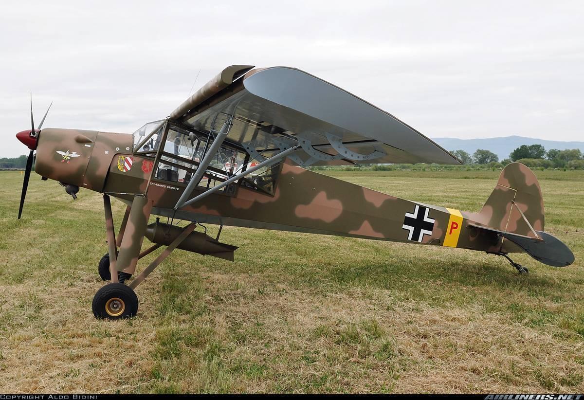 Fieseler fi 156 storch — википедия с видео // wiki 2