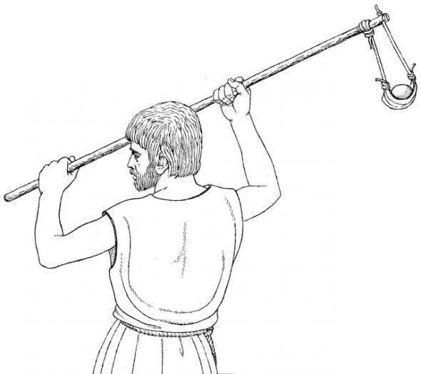 Праща – неожиданное и смертельное оружие или почему стоит бояться папкиного ремня