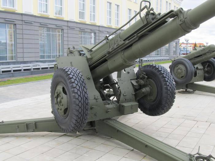 152-мм гаубица 2а61 — википедия