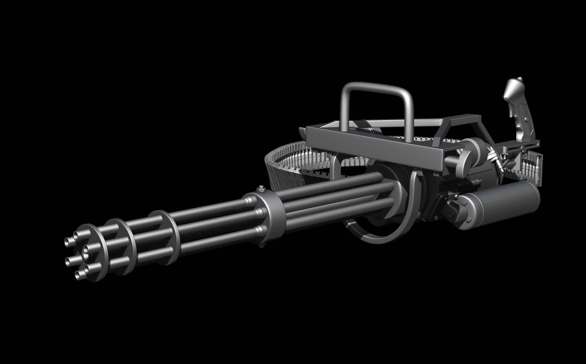 Самое грозное многоствольное оружие россии и сша. карусель смерти: пулемет гатлинга (12 фото) гатлинга своими руками