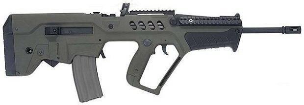 Пистолет-пулемет форт-224