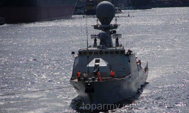 Малые артиллерийские корабли проекта 21630 википедия