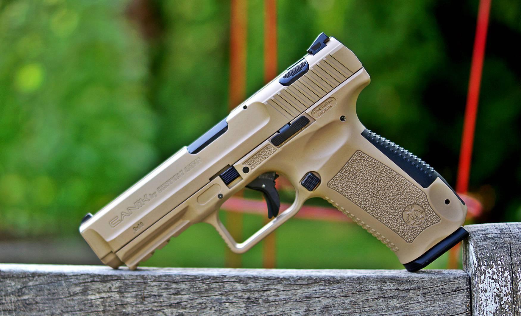 Обзор 9 мм пистолета tristar t-120
