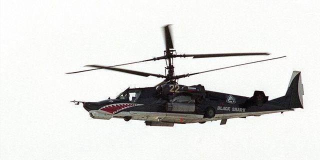 Вертолет камов ка-52к — российский боевой разведывательно-ударный вертолет палубного базирования