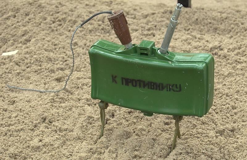 Инженерные боеприпасы