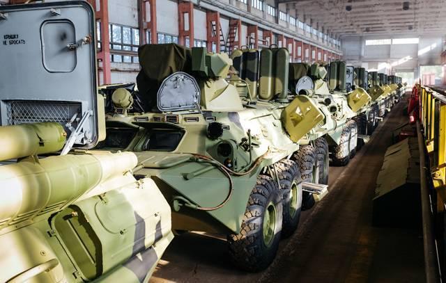 Бтры россии: история развития, технические характеристики и новые технологии