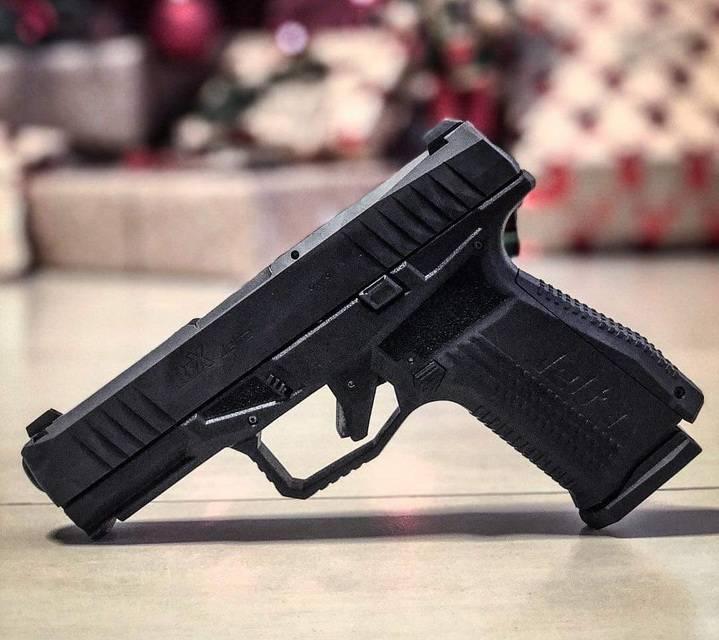 Rex delta 9mm pistol