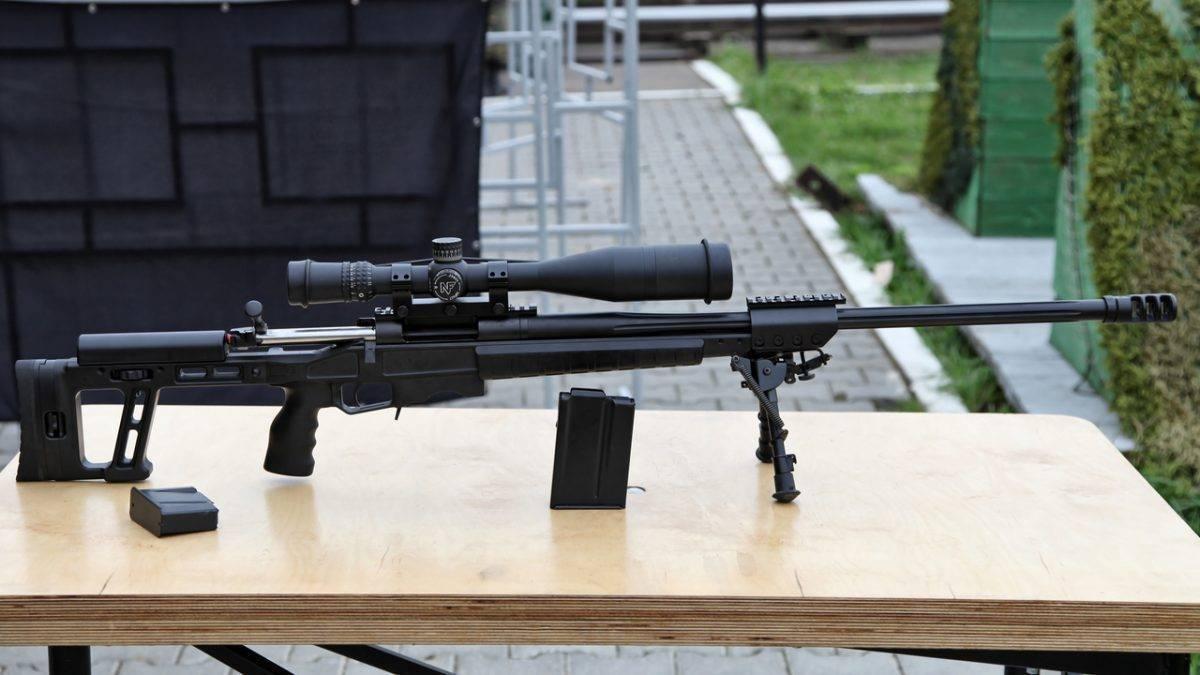 Снайперские винтовки