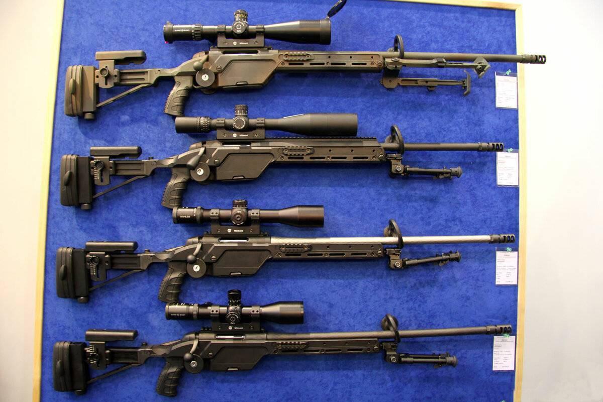 Снайперская винтовка steyr ssg 08