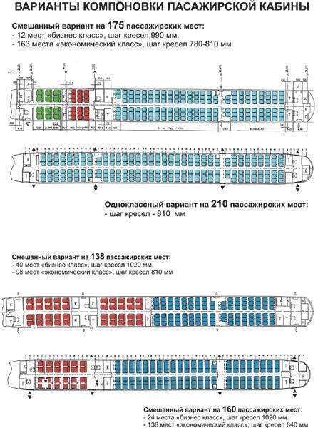 Туполев 204-100в/-100е
